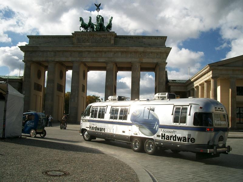 motorhome berlin