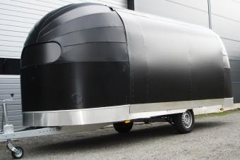 airstream promotionmobile mieten bei classic caravans in duisburg nrw. Black Bedroom Furniture Sets. Home Design Ideas