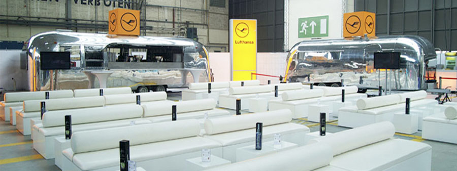 Airstream Lufthansa by Classic Caravans - Airstream Partner Nr.1