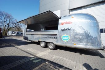 Airstream Catering Mobil