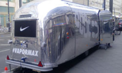Airstream und NIKE Vapormax